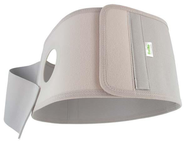 Stomacare-Standard Plus H15Cm Ö60Mm Gr. L Grau