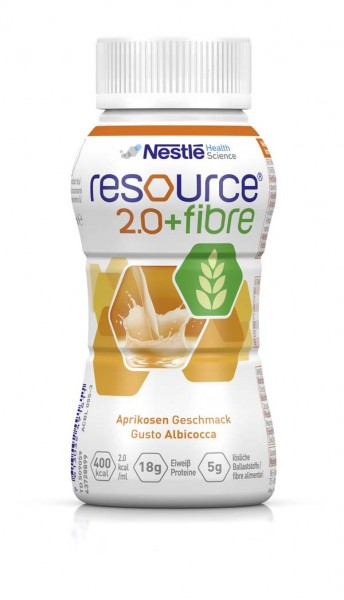 Resource® 2.0+fibre 6X4X200 ml
