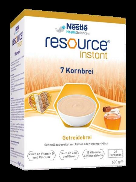 Resource® 7-Korn Instant Brei