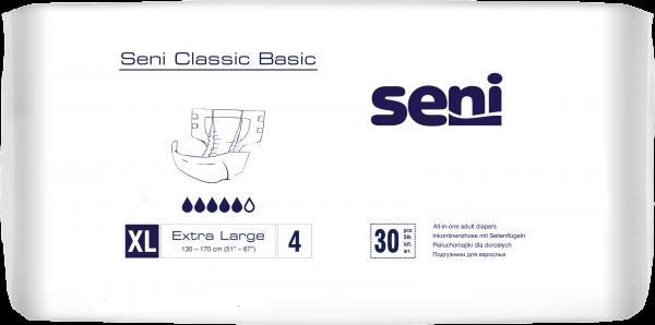 SENI CLASSIC BASIC XL