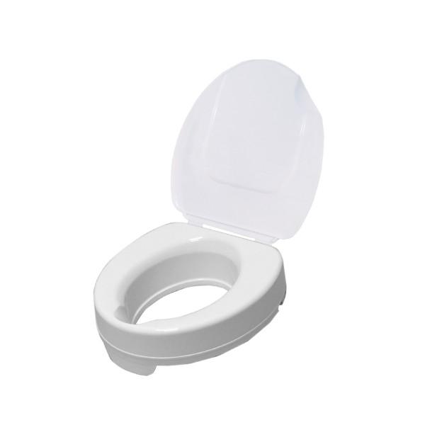 Toilettensitzerhöhung Ticco 2G/10 mit Deckel