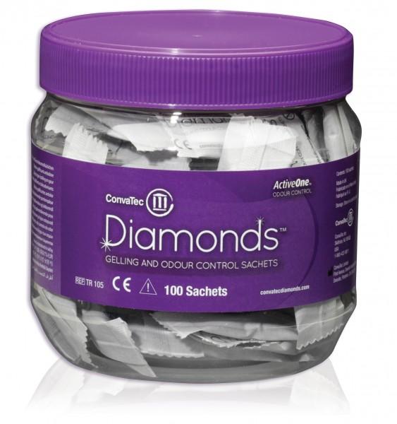 Diamonds™ Geruchsbanner und Superabsorber