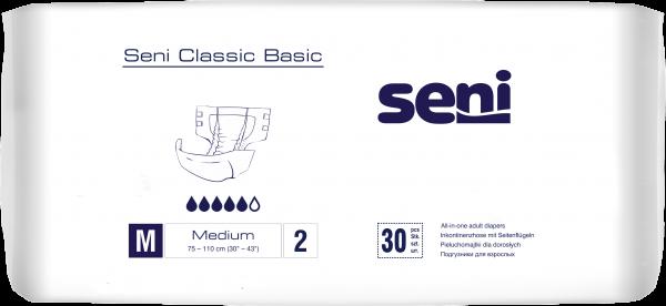 SENI CLASSIC BASIC MEDIUM