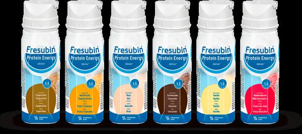Hochkalorischer Fresubin Protein Energy Drink (1,5 kcal/ml), 6x4x200ml, in Trinkflasche