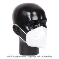 Atemschutzmaske FFP2 NR, ohne Ventil, Ohrschlaufen (10stk)