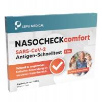 NASOCHECKcomfort SARS-CoV-2 Antigen-Schnelltest (Leientest)