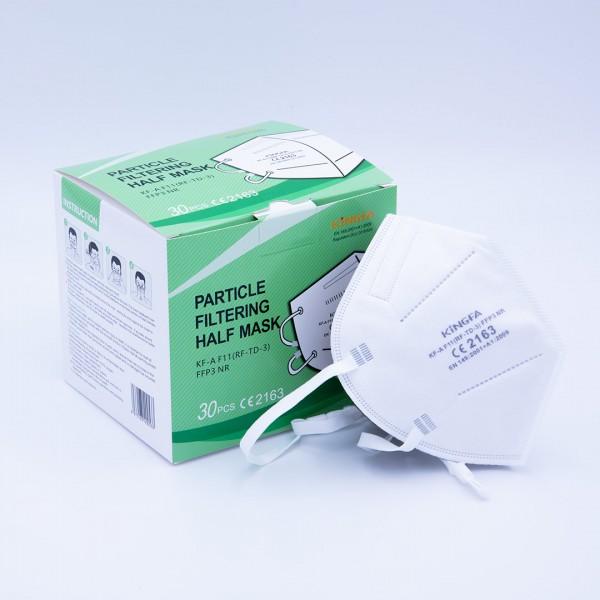 FFP3 Atemschutzmaske KINGFA (30 Stück)