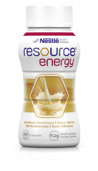 Resource® Energy 6 x 4 x 200 ml